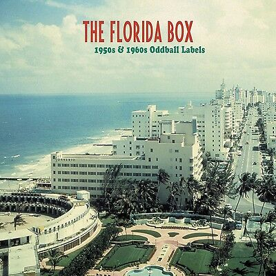 The Florida Box - 1950's & 1960's Oddball Labels  8-CD Box Set  BE Sharp Records