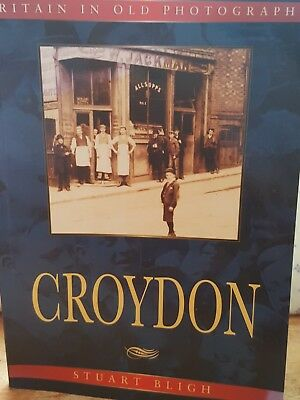 Good book great old photo's of CROYDON.