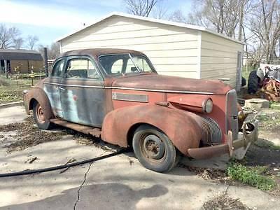 1939 Cadillac Other  1939 LaSalle Coupe Restore Hot Rod Rat