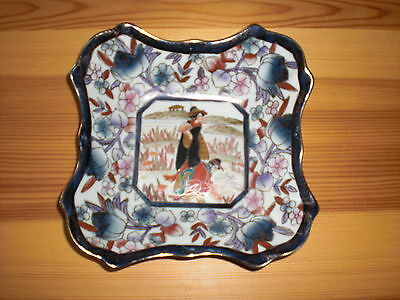 Porzellanschale Hand Painted Satsuma China