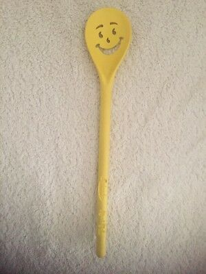 Vintage Splenda Kool-Aid Smiling Mixing Spoon 11 7/8""