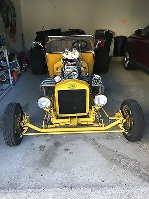 1923 Ford Model T  1923 Ford Roadster Pick up w/ Blown 468 Big Block Chevy