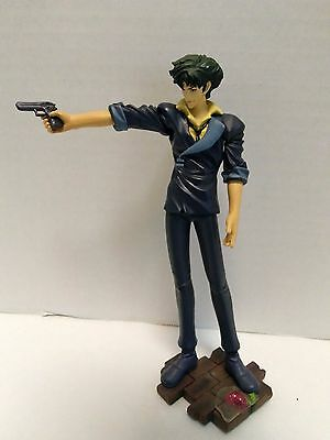 Cowboy Bebop Spike Spiegel Action Figure Made By Kaiyodo/XEBEC