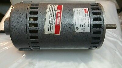 Dayton 1HP AC/DC Series Motor Model 2M191A
