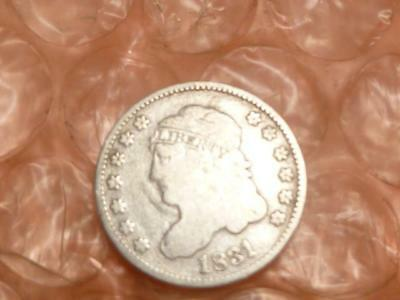 1831 Capped Bust Half Dime #2