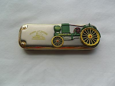 John Deere 1919 Waterloo Boy Collector Knife (#5)