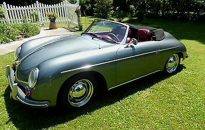 1959 Porsche 356  * * INTERMECCANICA - 1959 Porsche 356D Convertible (higher output engine) * *