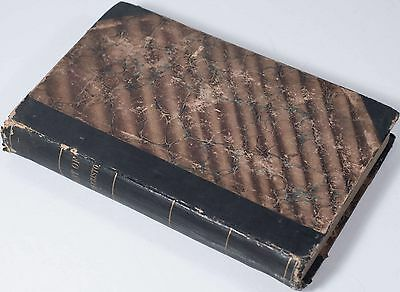 "Antique Copy of ""The Count of Monte Cristo"" by Dumas1869 T.B. Peterson and Bro's"
