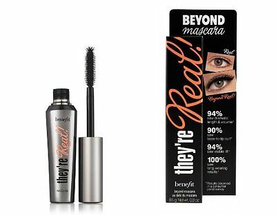 BENEFIT Mascara they're real schwarz  8,5g  NEU originalverpackt