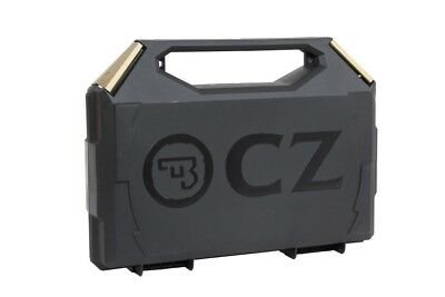 Cz Scorpion Evo Factory Hard Case Laser Cut Outs Brand New Factory Sealed