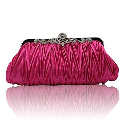 Kingluck Silk Cocktail Evening Handbags/ Clutches in Gorgeous More Colors Bags