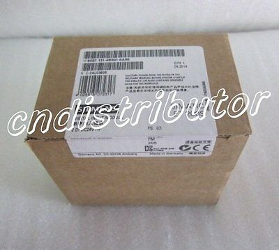 New Factory Sealed Siemens PLC 6ES7 131-4BB01-0AB0, 1-Year Warranty !