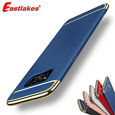 Samsung Galaxy Note 9 8 S8 Plus S7 Thin Shockproof Protective Hard Case Cover