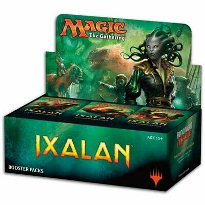 Magic The Gathering Ixalan Booster Box - 36 booster packs