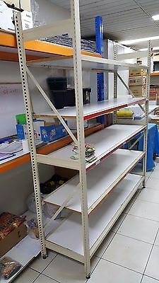 High Quality Shop Store Single/Double Sided Shelving