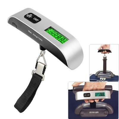 New Portable LCD Display Electronic Hanging Digital Luggage Weighting Scale PK