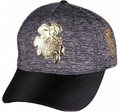 St George Illawarra Dragons NRL Classic Adult Gold Baseball Cap!