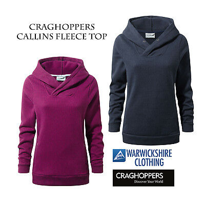 Craghoppers Womens/Ladies Callins Fleece Sweater Top