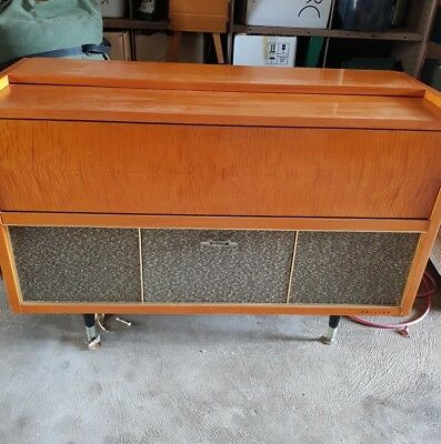philips radiogram