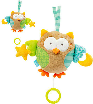 Baby Fehn Sleeping Forest Activity Trapez Eule
