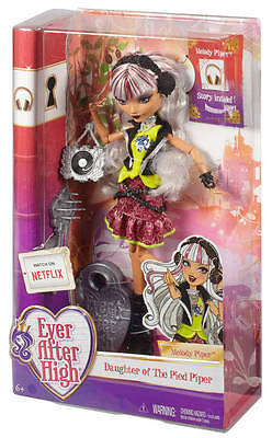 Ever After High Rebel Melody Piper Doll Daughter Of The Pied Piper Dhf43