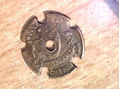 Wellington Corporation - ONE PINT TOKEN