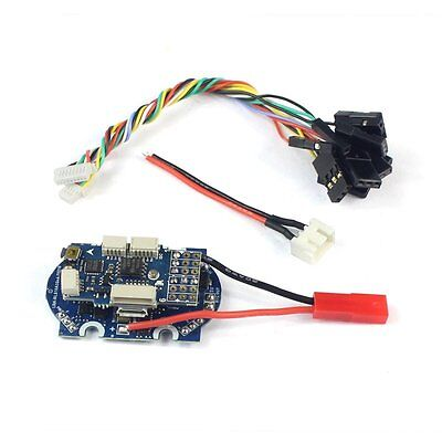 Kingkong F3 Flight Controller + 4in1 10A BLheli_S Brushless ESC 90GT 95GT 110GT