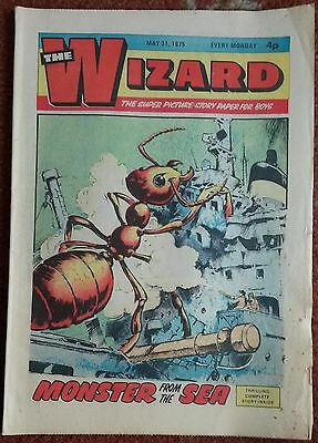 Wizard Comic (1975)