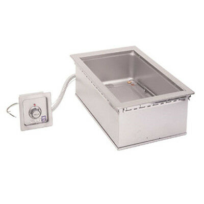 Wells HW/SMP-6D Electric Cook 'N Hold Warmer W/ 1 Pan Opening