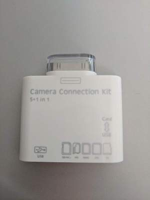 5 in 1 Camera Connection Kit USB SD MS DDO MMC M2 TF