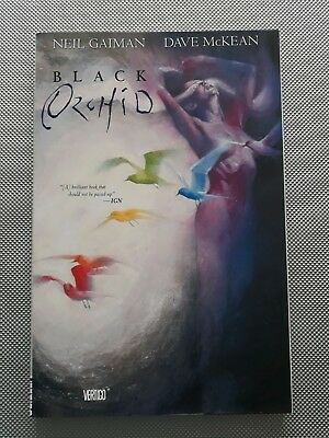 black orchid graphic novel