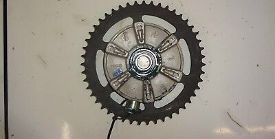 Triumph Daytona 675 2009 2010 2011 2012:sprocket Carrier - Rear:used Motorcycle