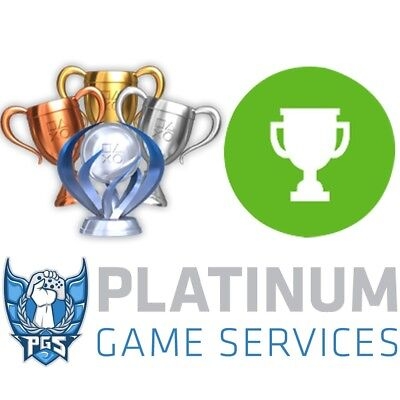 Playstation PS3 PS4 PS Vita Platinum Trophy Service Japanese Collection 1