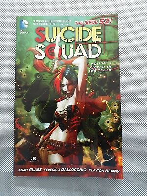 suicide squad volume 1 graphic novel