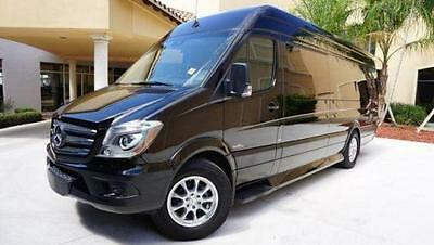 2016 Mercedes-Benz Sprinter Business Class Limo 2016 Mercedes Benz Sprinter 2500 170 Extended. Business Class Series. Limo, bus