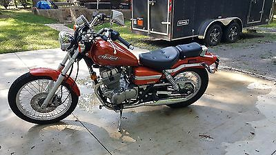 2005 Honda Rebel  HONDA REBEL 250 CMX MOTORCYCLE (2005)