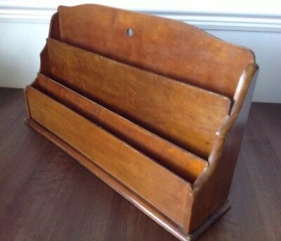 Wooden Stationery Rack