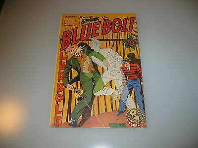 Blue Bolt vol. 5 #5 - Very good plus to fine condition! - 1945