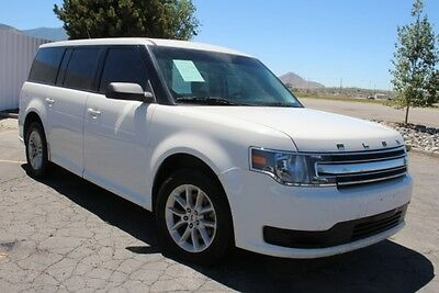2013 Ford Flex SE 2013 Ford Flex SE Damaged Salvage Repairable Priced to Sell Very Spacious L@@K!!