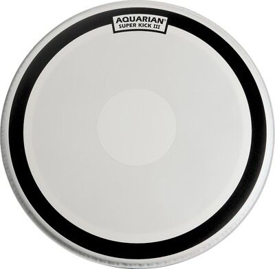 Aquarian Super-kick III Bass Drumhead 24 in.