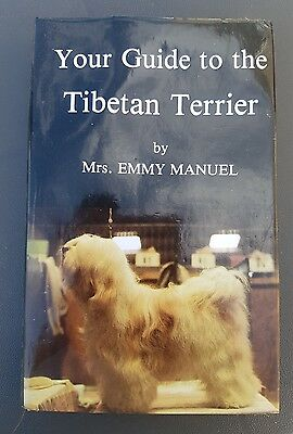 Your Guide to the Tibetan Terrier Hardback Book