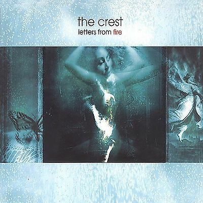 Letters from Fire THE CREST CD ( MELODIC DOOM METAL W FEMALE VOCALS )