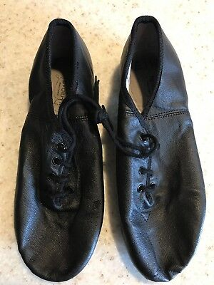 Revolution Dancewear Jazz Shoes  Size 6M