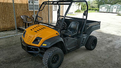 Cub Cadet Volunteer Utility Vehicle Only 698 Hours