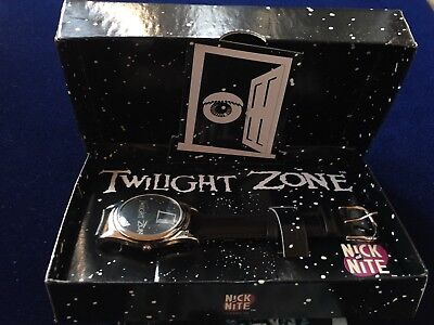 Twilight Zone Collector Watch