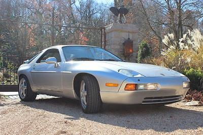 1995 Porsche 928 GTS 1995 Porsche 928 GTS ONE OF ONE!! SUPER LOW MILES Service/Inspected Silver/Gray