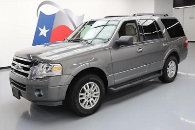 2014 Ford Expedition  2014 FORD EXPEDITION XLT 8PASS BLUETOOTH ALLOYS 48K MI #F11837 Texas Direct Auto