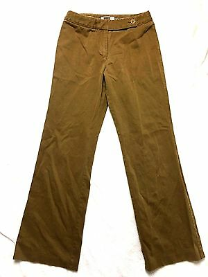 Tommy Bahama Dress Pants Size 2 Stretch Flat Front Jeans Women's