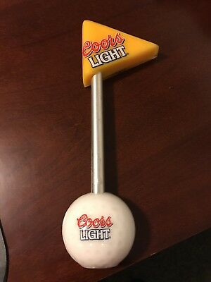 Coors Light Golf  Tap Handle