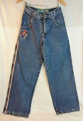 JNCO Jeans Mags S1058 - Girlie Stuff - Size 7 See last photo for measurements